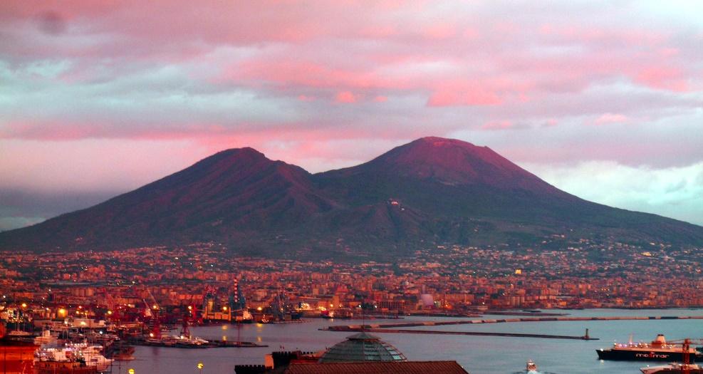 Piano Nazionale Di Emergenza Per Il Vesuvio A Ottobre L Esercitazione Antincendio Italia
